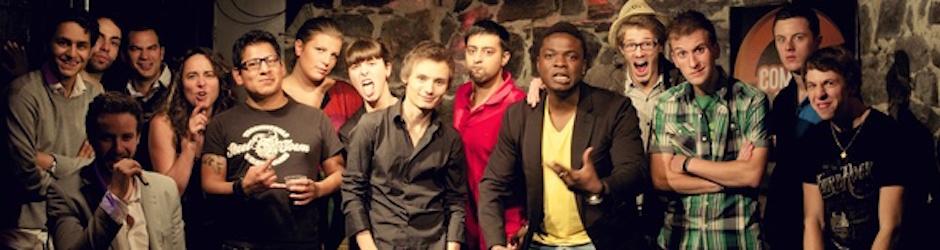 Concours Swiss Comedy Club & Friends - 01 Mars | Rouge FM