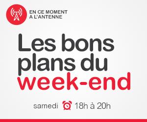 Rouge FM | Les bons plans du week-end