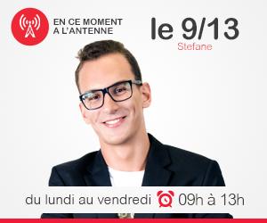 Rouge FM | Le 9/13