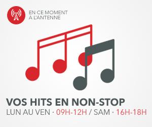 Rouge FM | Vos Hits en non-stop