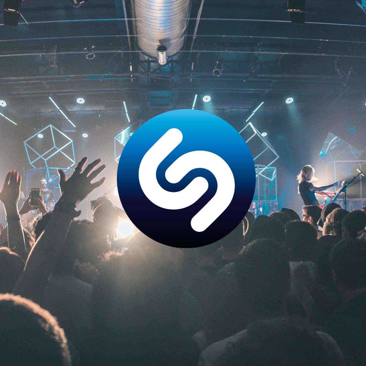 Rouge FM | Top Shazam