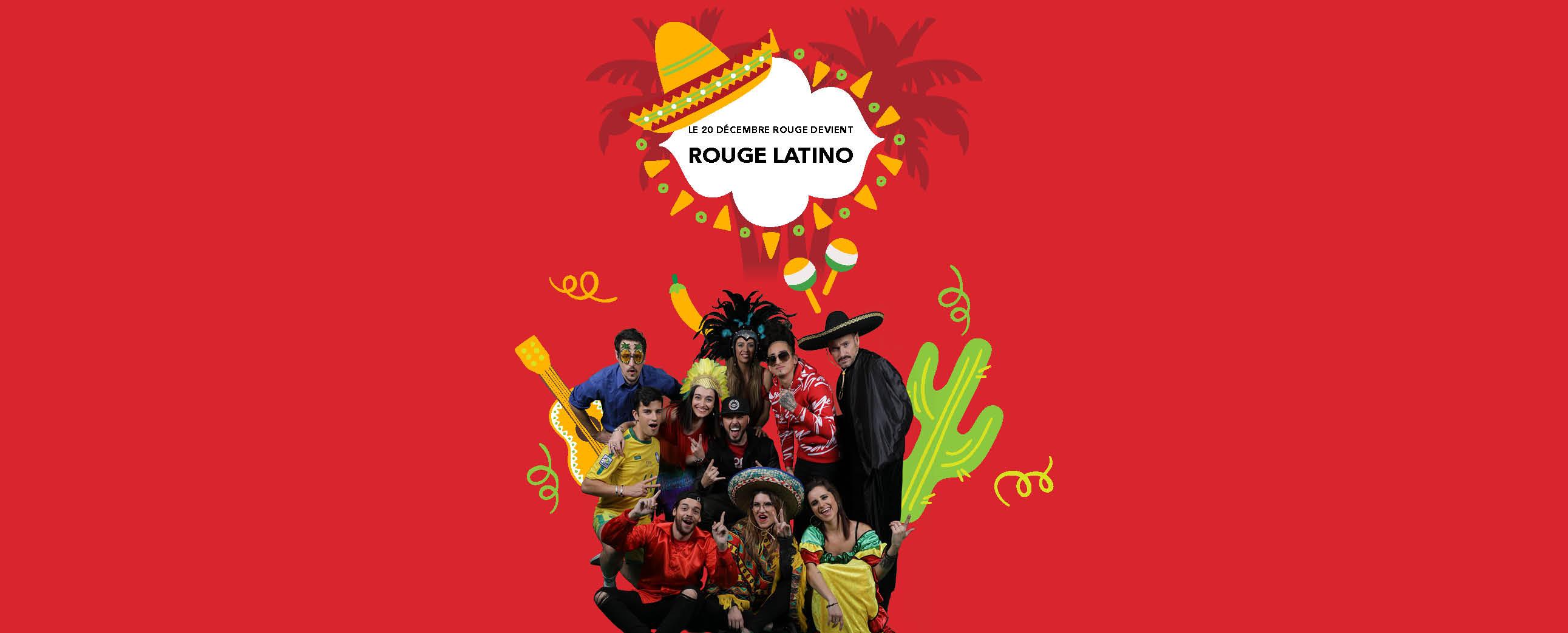 Rouge Latino J