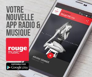 Rouge FM | App Mobile