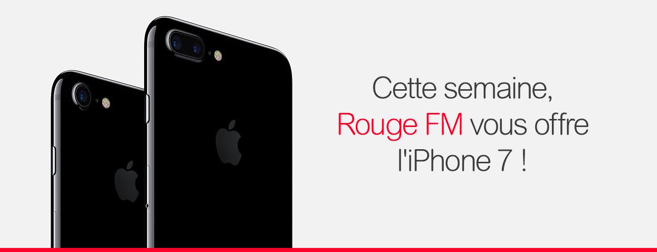 Rouge FM | I PHONE