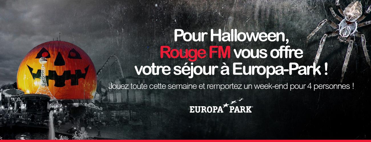 Rouge FM | halloween