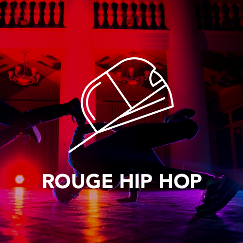ROUGE PLATINE HIP HOP