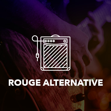 Online Radio - Webradio Alternative | Rouge fm
