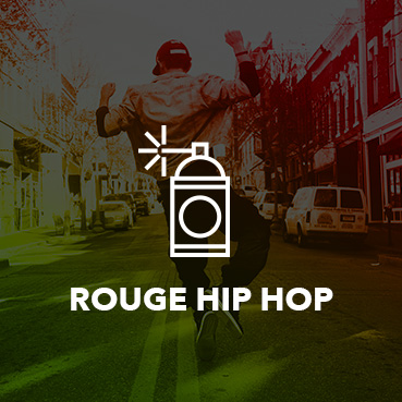 Online Radio - Webradio hiphop | Rouge fm