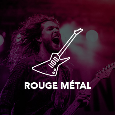 radio online Metal de Rouge FM